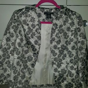 Heart moon star jacket/ blazer